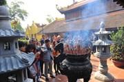 Lễ chùa đầu năm – Nét đẹp văn hóa người dân thủ đô Hà Nội