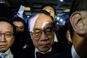 Trung Quốc kết án tù giam cựu lãnh đạo Hong Kong Tăng Âm Quyền