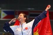Những gương mặt giành HCV cho đoàn Việt Nam tại SEA Games 29