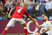 Đan Mạch nối gót Pháp tiến vào vòng knock-out World Cup 2018
