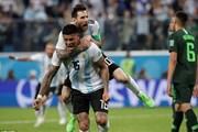 Tuyển Argentina lách khe cửa hẹp giành vé vào vòng knock-out