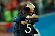 Những thống kê đáng chú ý sau chiến thắng của Pháp trước Bỉ