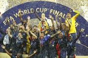 Pháp vs Croatia 4-2: Les Bleus lần thứ 2 lên đỉnh thế giới