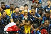 Hình ảnh đáng nhớ trong ngày Pháp lần thứ 2 vô địch thế giới