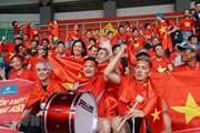 Các tour sang Indonesia cổ vũ Olympic Việt Nam gần như kín chỗ