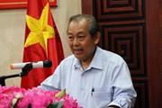Phó Thủ tướng dự Đại hội đại biểu toàn quốc Hội Doanh nhân trẻ