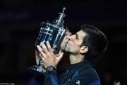 Khoảnh khắc đáng nhớ trong ngày Djokovic lên đỉnh US Open