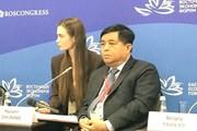 Việt Nam tích cực đóng góp tham luận tại Diễn đàn Kinh tế phương Đông