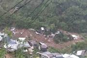 Siêu bão Mangkhut gây lở đất, 30 thợ mỏ Philippines chết thảm