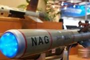 Ấn Độ thử thành công tên lửa dẫn đường chống tăng loại nhẹ