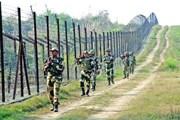 Ấn Độ triển khai dự án hàng rào thông minh dọc biên giới Pakistan