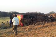 Tai nạn giao thông thảm khốc ở Nam Phi, 11 người thiệt mạng