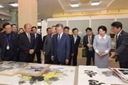 LHQ: Tổng thống Hàn Quốc không vi phạm lệnh trừng phạt Triều Tiên