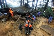 Philippines dừng mọi hoạt động khai thác đá sau vụ lở đất kinh hoàng