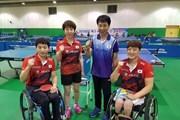 Hàn-Triều diễu hành dưới một lá cờ chung tại Asian Para Games