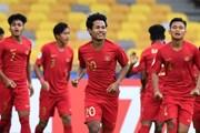 Tiền đạo U16 Indonesia tự tin đánh bại tuyển U16 Việt Nam