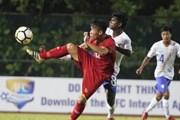 Link xem trực tiếp trận 'sinh tử' U16 Việt Nam vs U16 Indonesia