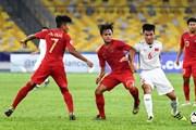 Hòa U16 Indonesia, đội tuyển U16 Việt Nam mất quyền tự quyết