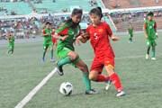 U16 nữ Việt Nam giành vé đi tiếp tại vòng loại U16 nữ châu Á
