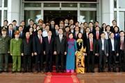 Tình cảm đặc biệt của Chủ tịch nước với quê hương Ninh Bình