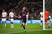 Những hình ảnh đáng nhớ ở loạt trận Champions League sáng 4/10