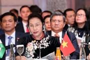 Chủ tịch Quốc hội phát biểu tại Phiên họp toàn thể thứ nhất MSEAP 3
