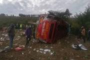 Kenya: Tai nạn giao thông thảm khốc, ít nhất 42 người thiệt mạng