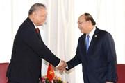 Thủ tướng Nguyễn Xuân Phúc tiếp Chủ tịch Công ty Nikko Sekuritas