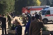 Nga: Hàng chục người thương vong trong vụ nổ tại Crimea
