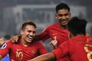 Kết quả U19 châu Á 2018: Chủ nhà U19 Indonesia thị uy sức mạnh
