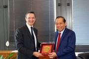 Hội đồng Tư pháp Italy sẵn sàng trao đổi kinh nghiệm với Việt Nam