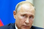 Tổng thống Nga Putin có kế hoạch gặp Cố vấn An ninh Quốc gia Mỹ
