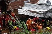 Ít nhất 9 người thiệt mạng do lở bùn tại miền Bắc Colombia