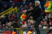 HLV Jose Mourinho nói gì sau trận thua của M.U trước Juventus?