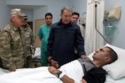 Thổ Nhĩ Kỳ điều tra vụ nổ khiến hàng chục binh sỹ bị thương
