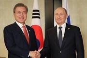 Nga-Hàn thảo luận về nới lỏng các biện pháp trừng phạt Triều Tiên