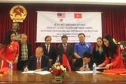 Xung lực mới cho hợp tác giữa doanh nghiệp Việt Nam và Malaysia