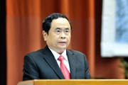 Chủ tịch MTTQ Việt Nam chúc mừng 93 năm Khai đạo Cao Đài