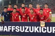 """VTV5 trực tiếp trận đội tuyển Lào """"sinh tử"""" với Myanmar"""