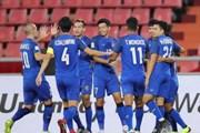Thắng vùi dập Indonesia, tuyển Thái Lan đặt 1 chân vào bán kết