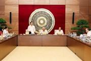 Phiên họp toàn thể lần thứ 14 Ủy ban Pháp luật của Quốc hội