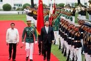 Trung Quốc và Philippines nâng lên tầm hợp tác chiến lược toàn diện