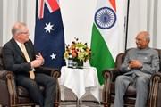 Australia và Ấn Độ cam kết thúc đẩy quan hệ kinh tế song phương