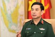 Đoàn đại biểu Quân sự cấp cao QĐND Việt Nam thăm Thái Lan