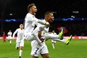 Cận cảnh Neymar 'nổ súng,' PSG đẩy Liverpool vào cửa tử