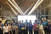 Tuyển Việt Nam đến Kuala Lumpur, sẵn sàng đối đầu Malaysia
