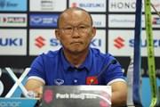 HLV Park Hang-seo khẳng định Việt Nam tự tin trước Malaysia