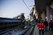 Tai nạn tàu cao tốc tại Thổ Nhĩ Kỳ: Hàng chục người thương vong