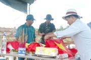 Truy điệu, hồi hương 30 hài cốt liệt sỹ Việt Nam hy sinh tại Lào
