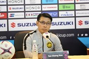 HLV Malaysia nói gì trước chung kết lượt về AFF Cup 2018?